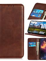 cheap -Case For Huawei Y6 2019 HONOR 8A PLAY 4TPRO 30PRO 30 PROplus NOVA7SE 4e P40 Lite 5g NOVA7 PRO play4T PSMART 2020 P30 LITEP30 lite Card Holder Flip Magnetic Full Body Cases  PU Leather TPU Vintage