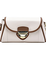 cheap -Women's Bags PU Leather Crossbody Bag Chain for Event / Party / Going out White / Black / Blue / Blushing Pink / Khaki / Green / Brown / Fall & Winter