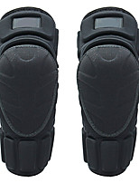 cheap -1 Pair Outdoor Moto Knee Pad Motorcycle Bicycle Black Protector Pads Knee Protective Guards