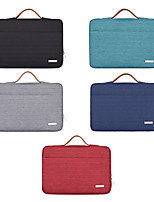 cheap -10 Inch Laptop / 11.6 Inch Laptop / 12 Inch Laptop Sleeve / Briefcase Handbags Polyester Simple / Solid Colored Unisex Waterpoof Shock Proof