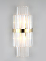 cheap -Mini Style Modern Crystal Wall Lamps & Sconces Shops  Cafes  Office Metal Wall Light IP44 220-240V 40 W