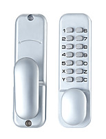 cheap -LITBest Zinc Alloy Password lock Smart Home Security System Password unlocking Home / Office Security Door (Unlocking Mode Password / NFC)