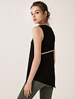 cheap -Women's Blouse Solid Colored Round Neck Tops Basic Spring Summer Black Gray