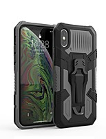cheap -Case for Xiaomi Redmi 6A 7A 8 8A Shockproof Back Cover Armor TPU PC
