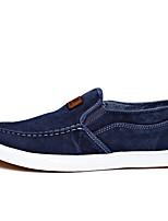 cheap -Men's Summer Daily Sneakers PU Dark Blue / Gray / Light Blue
