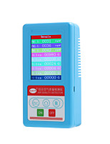 cheap -BR-8A Multifunctional Handheld PM2.5 PM10 PM1.0 Detector Air Quality Analyzer Particles Tester W/ Rechargeable lithium battery