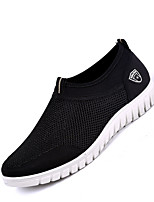 cheap -Men's Summer / Fall Sporty / Casual Daily Office & Career Loafers & Slip-Ons Mesh Non-slipping Wear Proof Black / Blue / Beige