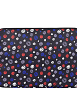 cheap -11.6 12 13.3 14.1 15.6 inch Universal Skull Skull Print Water-resistant shockproof Laptop Sleeve Case Bag for Macbook/Surface/Xiaomi/HP/Dell/Samsung/Sony Etc