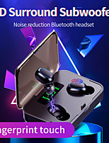 cheap -LITBest A2S TWS True Wireless Earbuds Bluetooth5.0 Stereo with Charging Box IPX5 Auto Pairing Smart Touch Control Headset for Gaming