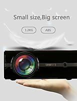 cheap -U45 HD Projector Mini Projector Portable Home Theater Entertainment Projector Supports 1080P Watching Movie
