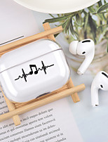 cheap -Case For AirPods 1 2 pro Pattern Cartoon Headphone Case Hard