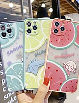 cheap -Case For Apple iPhone 11 / iPhone 11 Pro / iPhone 11 Pro Max Pattern Back Cover Word / Phrase TPU