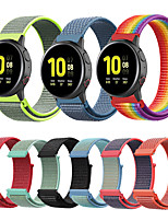 cheap -22MM Watch Band for Xiaomi Watch Color Xiaomi Sport Band / Classic Buckle Nylon Wrist Strap