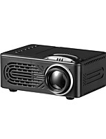 cheap -Mini LED Projector RD 814 supports 1080P HD 400Lumens with Multi-Interface USB AV TF House Media player 320x240 Pixels