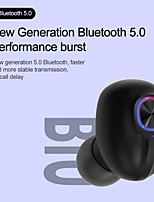 cheap -LITBest T12 TWS True Wireless Earbuds Stereo Dual Drivers with Microphone HIFI Wireless Bluetooth 5.0 with Charging Box for Mobile Phone
