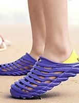 cheap -Men's Summer Daily Sandals PU Black / Orange / Blue