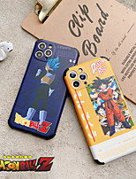 cheap -Case For Apple iPhone 11 / iPhone 11 Pro / iPhone 11 Pro Max Shockproof / Dustproof / IMD Back Cover Cartoon / 3D Cartoon TPU