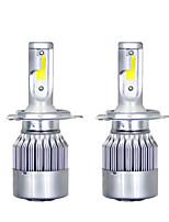 cheap -2pcs Roadsun Led Car Headlight Bulb 10000lm 6000k H4-H13-9004-9007 Led Headlight Running Auto Fog Head Lamp