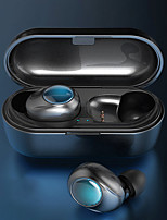 cheap -LITBest PT20 TWS Earbuds True Wireless Magnetic Charging Box Mini In-Ear Bluetooth V5.0 Hi-fi Stereo Waterproof Touch Earphone for Running Sports Game Headset