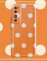 cheap -Case For Huawei Huawei P30 P30 Pro Huawei P40 P40 Pro Huawei Mate 30 Mate 30 Pro Huawei Nova 5 6 7 Huawei Nova 7 Pro Huawei Honor 30 Honor 30 Pro Pattern Back Cover Cartoon TPU
