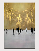 cheap -Mintura Large Size Hand Painted Modern Abstract Figure Oil Painting on Canvas Pop Art Wall Pictures For Home Decoration No Framed