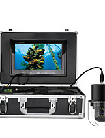 cheap -FX9-100M 9 Inch 100m Underwater Fishing Video Camera Fish Finder IP68 Waterproof 20 LEDs 360 Degree Rotating Dome  Rotating Panoramic viewing Camera