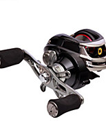 cheap -Fishing Reel Spinning Reel 6.3:1 Gear Ratio+18 Ball Bearings Right-handed / Left-handed Sea Fishing / Freshwater Fishing / Trolling & Boat Fishing