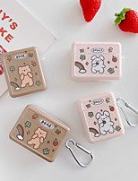 cheap -Case For AirPods / AirPods Pro Cute / Pattern / Lovely Headphone Case Hard