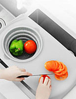 cheap -Sink Cutting Board Household Telescopic Multi-function Fruit and Vegetable Anvil Kitchen Small Drain Storage