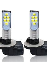 cheap -OTOLAMPARA 2pcs 880 / 881 Car Light Bulbs 12 W SMD 3535 1400 lm 12 LED Fog Lights For universal All Models 2018 / 2017 / 2019