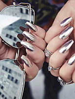 cheap -Lisa's Same Type of Fake Nails Wearing Nail Stickers 24 Pieces of Finished Nail Stickers