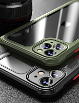 cheap -Case for iPhone 11Pro Max Dawn Series Mobile Phone Case XS Max Anti-drop Shockproof Frame Silicone Soft Case 7 8Plus SE 2020 Protective Case