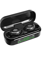 cheap -LITBest V8 TWS True Wireless Earbuds Bluetooth5.0 Stereo HIFI with Charging Box Waterproof IPX7 Mobile Power for Smartphones for Travel Entertainment