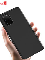 cheap -Case For Samsung Galaxy S10 Lite M10 M20 M30 A40S A10S A20S A70S A90 5G  M30S A11 A21 A31 A41 A51 A71 A01  Note10 Lite Shockproof Back Cover Solid Colored TPU