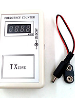cheap -Handheld frequency tester frequency meter digital frequency meter for Garage Door Shutter doors remote controller TXzone