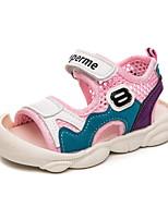 cheap -Boys' Sandals Comfort PU Little Kids(4-7ys) / Big Kids(7years +) Black / Pink / Beige Summer