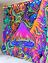 cheap -Psychedelic Montage Monster India Hippie Mandala Tapestry Room Wall Blanket Hanging Art Home Decor