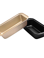 cheap -Loaf Pan Bread Baking Mold Cake Toast Non-Stick Box Heavy Carbon Steel