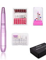 cheap -Nail Polishing Machine Electric Mini Portable Polishing Pen With Ceramic Tip Pen Type Peeling Nail Polisher