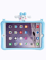 cheap -Case For Apple iPad Air / iPad 4/3/2 / iPad Pro 11'' with Stand / Pattern Back Cover Dog / Cartoon Silica Gel