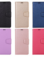 cheap -Case For iPhone 11 11Pro 11ProMax 6s 6plus 7 8 7plus 8plus XR XS XSMAX X Card Holder Flip Magnetic Full Body Cases Solid Colored PU Leather