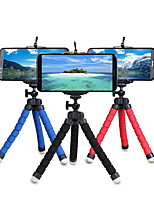cheap -Phone Holder Flexible Octopus Tripod Bracket Selfie Expanding Stand Mount Monopod Styling Accessories for Mobile Phone Camera