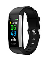 cheap -S03 Unisex Smart Wristbands Android iOS Bluetooth Heart Rate Monitor Blood Pressure Measurement Sports Calories Burned Thermometer Pedometer Call Reminder Sedentary Reminder Find My Device Alarm Clock