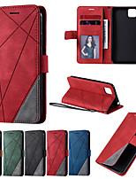 cheap -Case For Huawei P10 Lite Mate 20 lite  P40 P40pro P40lite honour10 lite  Y5P honour 9S honour9AShockproof Flip Full Body Cases Lines  assorted colors PU Leather