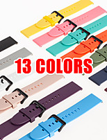 cheap -Watch Band for xiaomi watch color Xiaomi Modern Buckle Silicone Wrist Strap