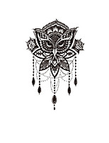 cheap -XQB21-40-1 pcs Temporary Tattoos Water Resistant / Creative / Novelty brachium Plastic Tattoo Stickers
