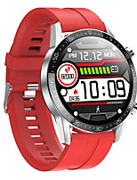 cheap -696 T03 Unisex Smartwatch Smart Wristbands Android iOS Bluetooth Touch Screen Heart Rate Monitor Thermometer Health Care Information Call Reminder Activity Tracker Find My Device Chronograph