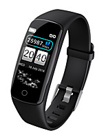 cheap -V8 Unisex Smart Wristbands Android iOS Bluetooth Heart Rate Monitor Sports Calories Burned Health Care Blood Oxygen Monitor Pedometer Call Reminder Sleep Tracker Sedentary Reminder Alarm Clock