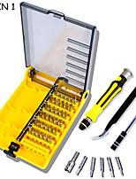 cheap -45 in 1 Multifunctional Combination Screwdriver, Mobile Computer Multi-purpose Precision Repair Tool Screwdriver Set