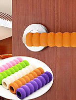 cheap -Refrigerator Handle Cover Practical Doorknob Door Knob Double-door Fridge Glove Kitchen Anti-collision Stopper